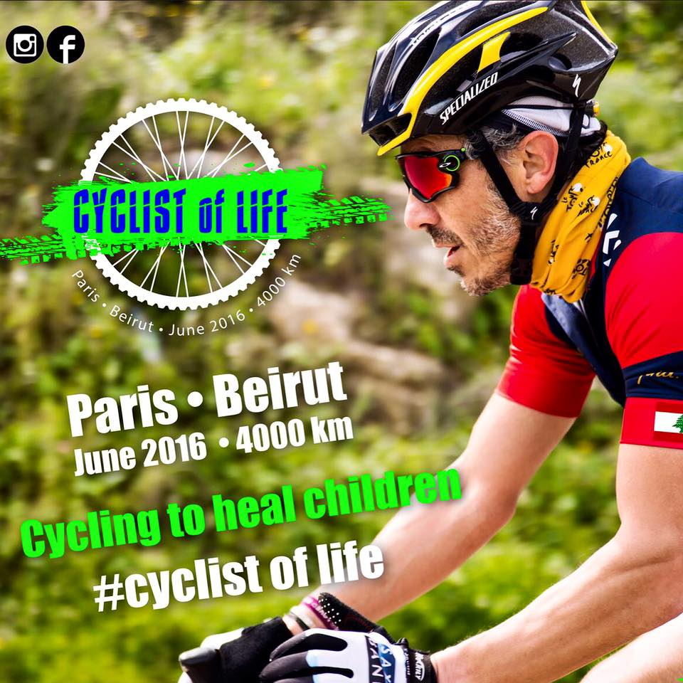 Cyclist of Life